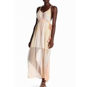 Gypsy 05 maxi strap tassel tie dress!!  Brand new!